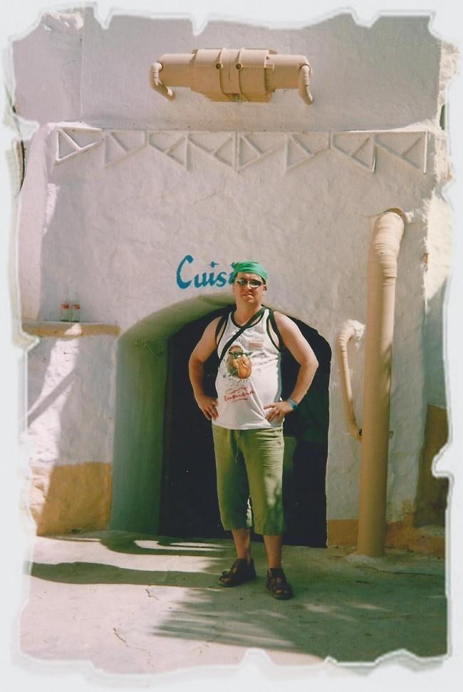 Włodzimierz Cieślar Tunezja 2005