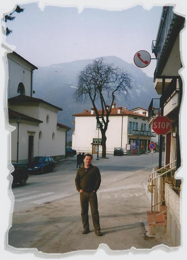 Włodzimierz Cieślar Włochy 2004