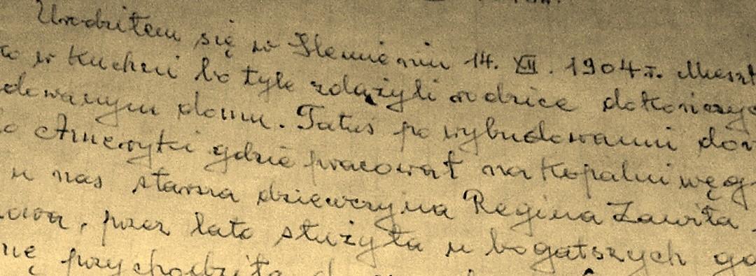 Rękopisy mojego Dziadka – Część 1
