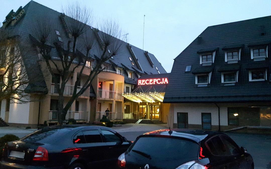 Hotel Na Półboru