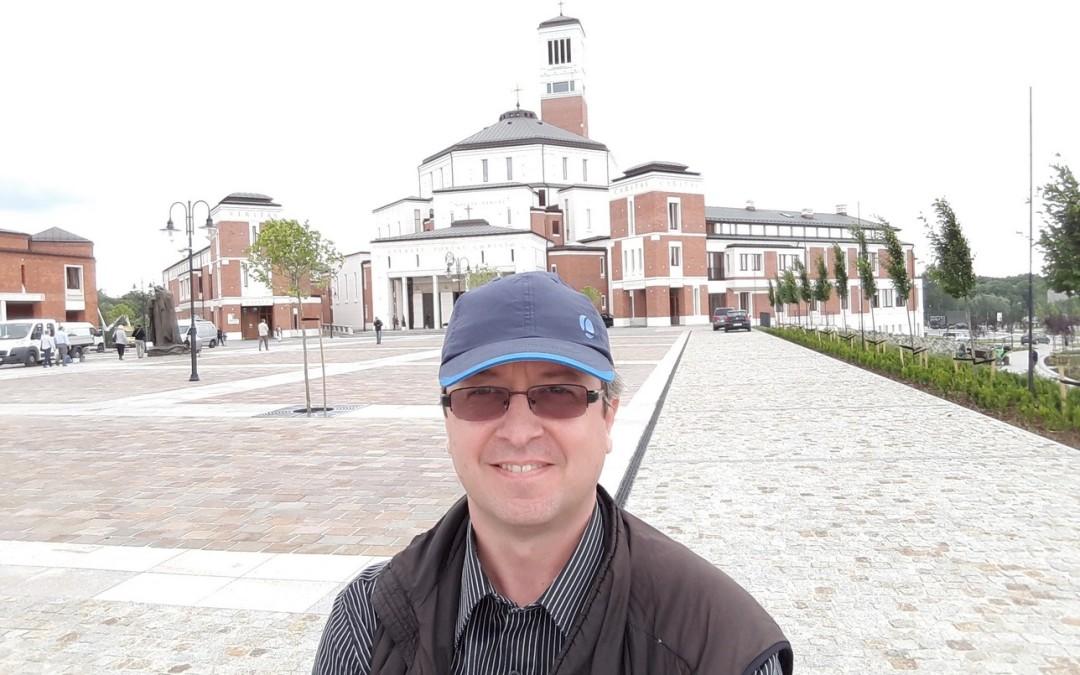 Sanktuarium Św. Jana Pawła II – Kraków Łagiewniki