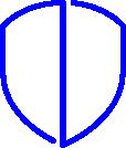 tarcza blue