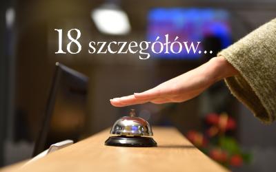 18 szczegółów, które odróżniają dobry hotel od przeciętnego